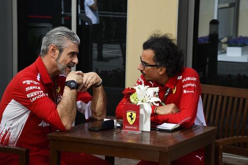 F1, GP Abu Dhabi 2018, Hamilton: «Un onore gareggiare con Vettel» (4)