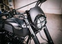 Brixton Motorcycles BX 125 X Scrambler EFI ABS (2019)