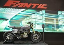 Mariano Roman, creatività e passione spingono la nuova Fantic Motor
