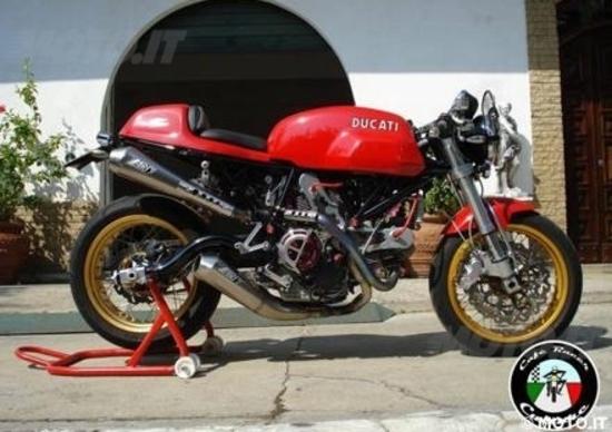 Le Strane di Moto.it: Ducati Sportclassic Sport 1000 Cafè Racer