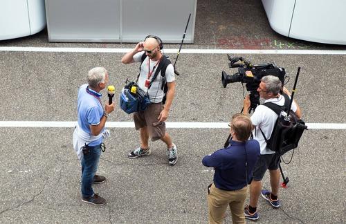 Formula 1: Thomas Riedel, il signore della radio (4)