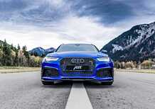 ABT Audi RS6+ Nogaro Edition, station wagon da 735 CV [Video]