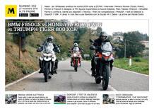 Magazine n° 359, scarica e leggi il meglio di Moto.it