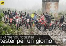 KTM Enduro 2019: la prova dei lettori Tester per un giorno!