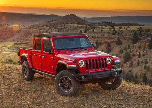 Jeep Gladiator: made in Ohio, presentato a L.A. e pronto a sbarcare in UE [video] (2)