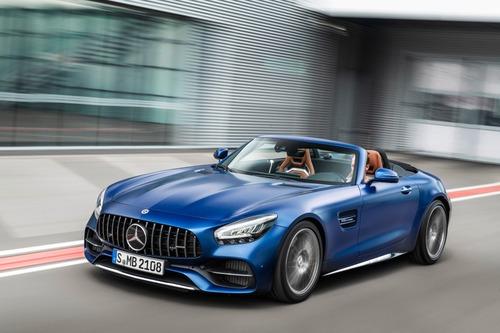 Mercedes-AMG GT: restyling per tutta la gamma al Salone di Los Angeles (5)