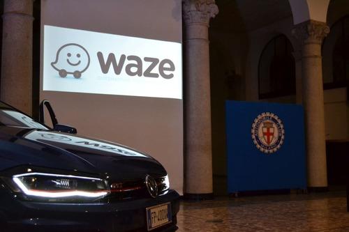 Waze-Volkswagen: partnership avviata (5)