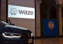 Waze-Volkswagen: partnership avviata