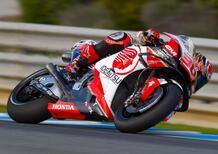 Test MotoGP a Jerez. Day 2