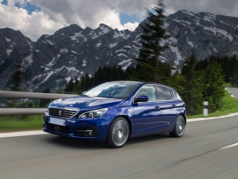 Peugeot 308 BlueHDi 130 S&S Tech Edition