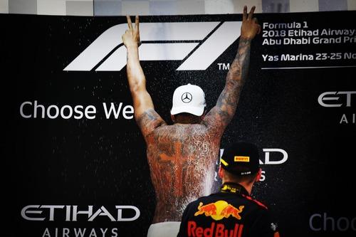GP Abu Dhabi F1 2018: le foto più belle (3)