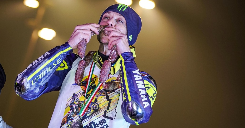 """Rossi sui test: """"Vinales veloce, ma non basta"""""""