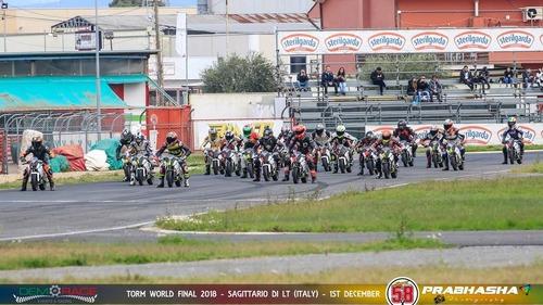 TORM: la tappa di Latina, l'ultima dell'anno (8)