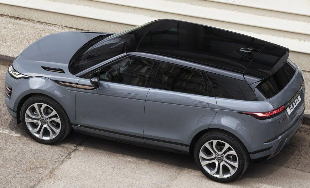 Land Rover Range Rover Evoque (5)