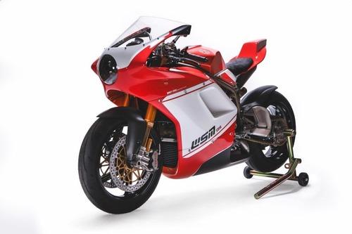 WSM SBK: ecco la Ducati 1098 R creata da Walt Siegl Motorcycles (2)