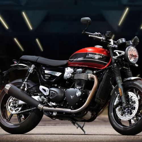 New Triumph Speed Twin 2019 The Roadster Of Noble Origin News
