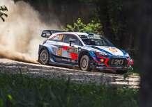 Hyundai Australian Experience. Contesto WRC ai Raggi X