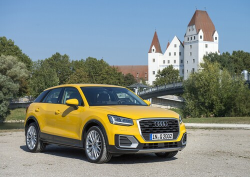 Audi, nuovi motori per A6, Q2 e Q3