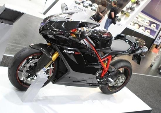 Ducati 848 EVO e 1198 SP 2011