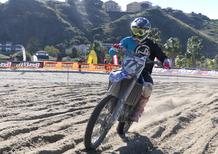 Salvatore Runcio vince la Enduro 100 minuti di Messina