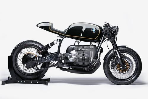 BMW R100R 'Mark II Evo': la creazione di Diamond Atelier