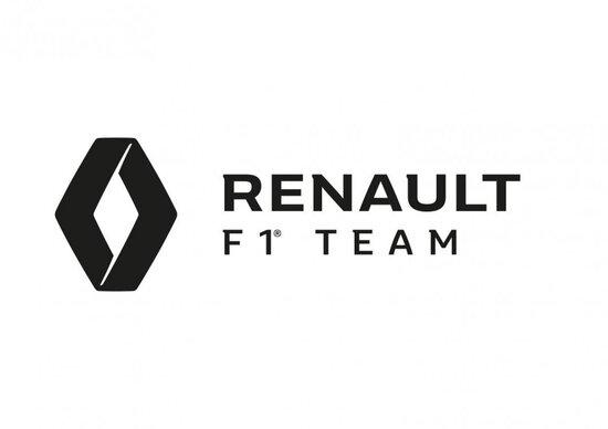 Formula 1, Renault diventa Renault F1 Team