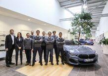 Formazione tecnica BMW: come aumenta la competenza del personale nelle concessionarie