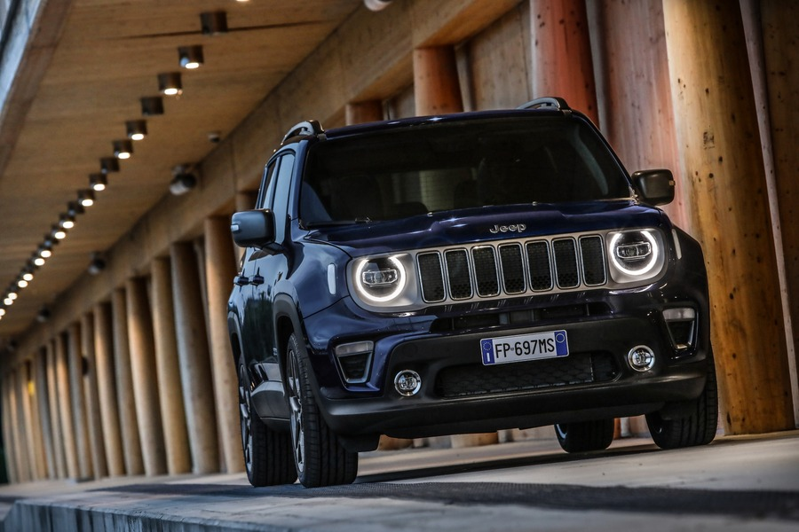 180620 Jeep New Renegade MY19 Limited 02