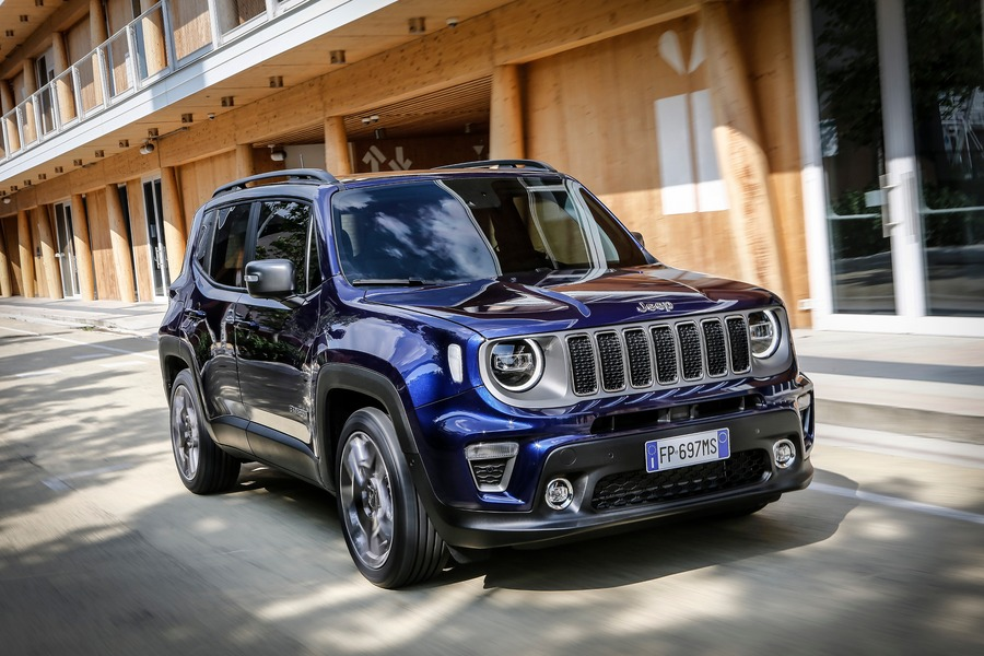 180620 Jeep New Renegade MY19 Limited 06