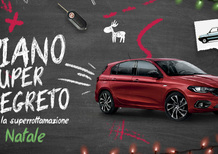 Promozione nuova Fiat Tipo: super offerta a 11900 €