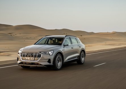 Audi e-tron. Primo SUV Audi full-electric [Video]