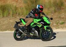 Kawasaki Ninja 125 2019: il test della Ninjetta [Video]