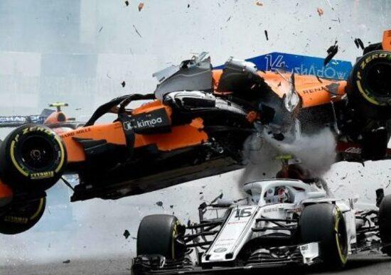 Halo: NON ha salvato la vita a Leclerc a F1 Spa 2018