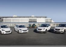 Opel, obbiettivo elettrificazione per il 2020