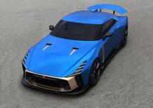 Nissan costruirà 50 GT-R50
