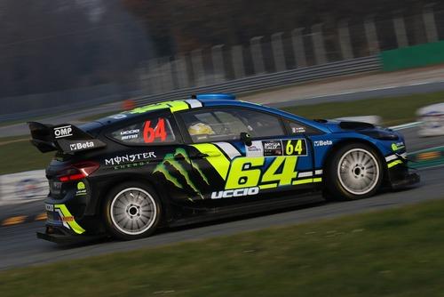 Monza Rally Show 2018, Day1: Rossi al comando, Suninen insegue (5)