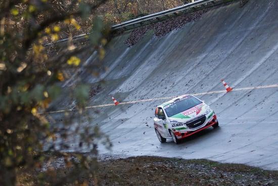Il Monza Rally Show anche sulla sopraelevata del circuito di Monza