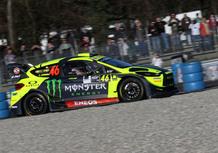 Monza Rally Show 2018, Day2: Valentino Rossi prende il largo