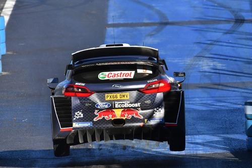 Monza Rally Show 2018, Day2: Valentino Rossi prende il largo (2)