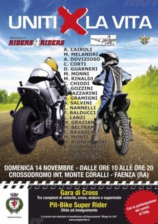 Domenica 14 novembre a Faenza, Uniti x la Vita