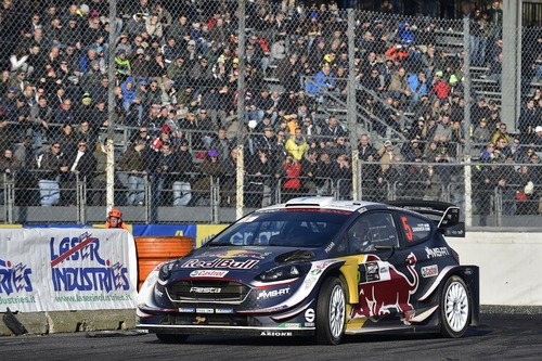 Monza Rally Show 2018: vittoria schiacciante di Valentino Rossi (9)