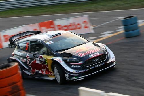 Monza Rally Show 2018: super Cairoli batte Rossi al Masters' Show (4)