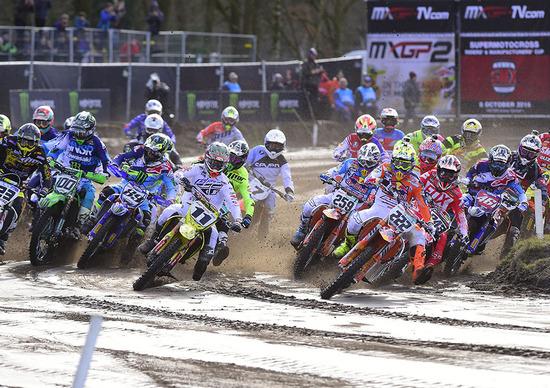 MXGP 2016. Febvre e Herlings si aggiudicano il GP d'Europa