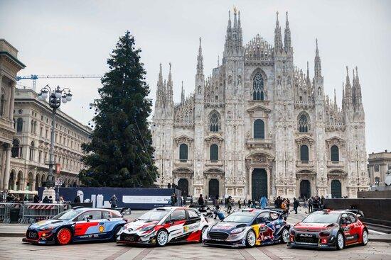 Auto del Rally da Monza a Milano, ma quanto vale il viceversa? Di certo potrebbe essere maggiore