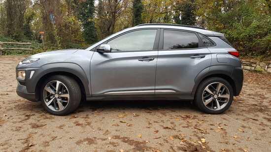 La fiancata della Hyundai Kona