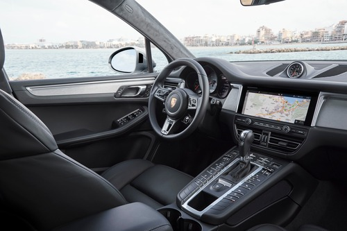 Porsche Macan S, si amplia la gamma del restyling (5)