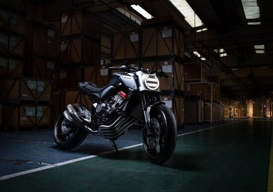 Honda Moto Roma: nel weekend arriva la CB650R Concept