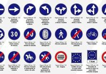 Segnali stradali: spiegazione dei cartelli segnaletici con immagini [foto gallery]