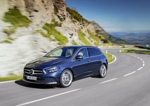 Mercedes Classe B, i prezzi: si parte da 27.140 euro