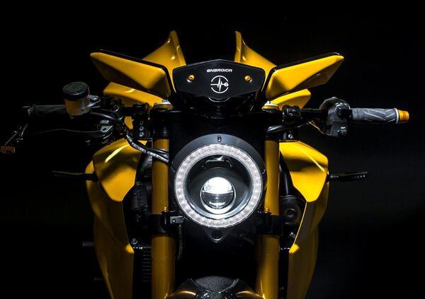 Smart Ride: Samsung ed Energica rivoluzionano la moto
